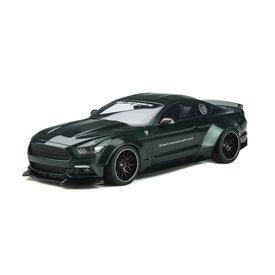 GT Spirit Ford Mustang by LB-Works dark green metallic - Model car 1:18