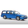 Volvo V70 R 1:18 (Gen. 1) Laser blauw 1999   DNA Collectibles