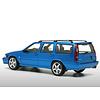 Modelauto Volvo V70 R (Gen. 1) 1999 Laser blauw 1:18 | DNA Collectibles