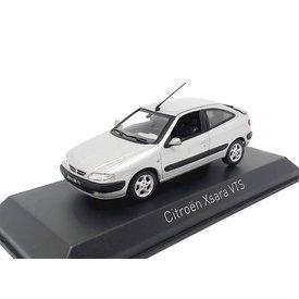 Norev   Model car Citroën Xsara VTS 1997 aluminium silver 1:43