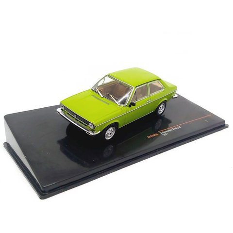 Volkswagen Derby LS 1977 green - Model car 1:43