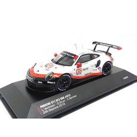 Ixo Models Porsche 911 GT3 RSR No. 912 2018 - Modelauto 1:43
