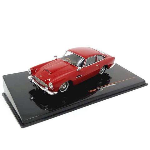 Model car Aston Martin DB4 1958 red 1:43