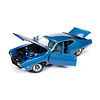 Ford Torino Cobra 1:18 blauw metallic 1970   Auto World