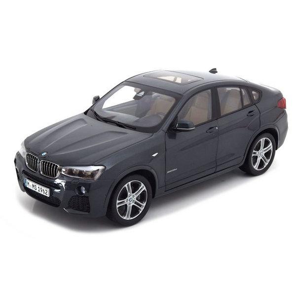 BMW X4 (F26) 1:18 Sophisto grey 2014 | Paragon Models