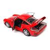 Porsche 959 1:24 rood | Welly