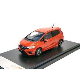 Premium X Modelauto Honda Jazz 2015 oranje 1:43