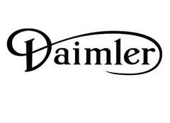Daimler modelauto's / Daimler schaalmodellen