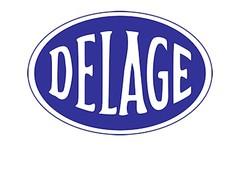 Delage modelauto's / Delage schaalmodellen