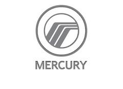 Mercury model cars / Mercury scale models