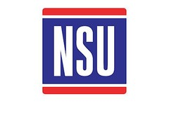 NSU model cars / NSU scale models
