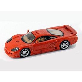 De Agostini Saleen S7 oranje - Modelauto 1:43