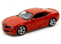 Producten getagd met Chevrolet Camaro miniature 1:24