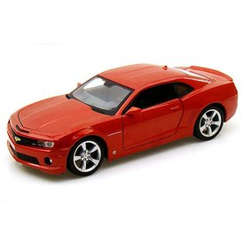 Maisto Chevrolet Camaro SS RS 2010 orange - Model car 1:24