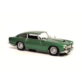 De Agostini Aston Martin DB4 Coupe green metallic - Model car 1:43