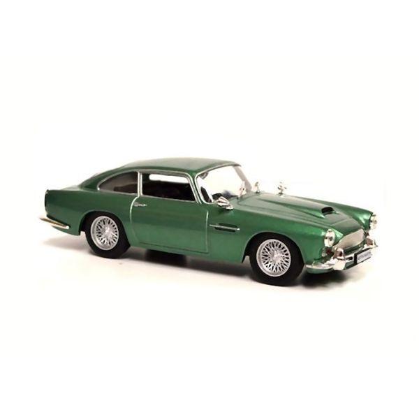 Modellauto Aston Martin DB4 Coupe grün metallic 1:43