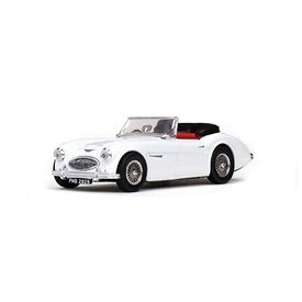 Vitesse Austin Healey 3000 white - model car 1:43
