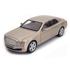 Rastar Bentley Mulsanne champagne 1:18