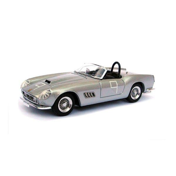 Modellauto Ferrari 250 California No. 9 1959 silber 1:43