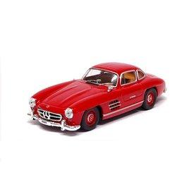 De Agostini Mercedes Benz 300 SL Coupe 1954 rot 1:43