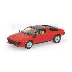 Minichamps Lamborghini Jalpa 1981 rood 1:43