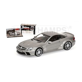 Minichamps Mercedes Benz SL65 AMG (R230) 2009 - Model car 1:43