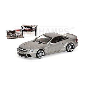 Minichamps | Model car Mercedes Benz SL65 AMG (R230) 2009 grey 1:43