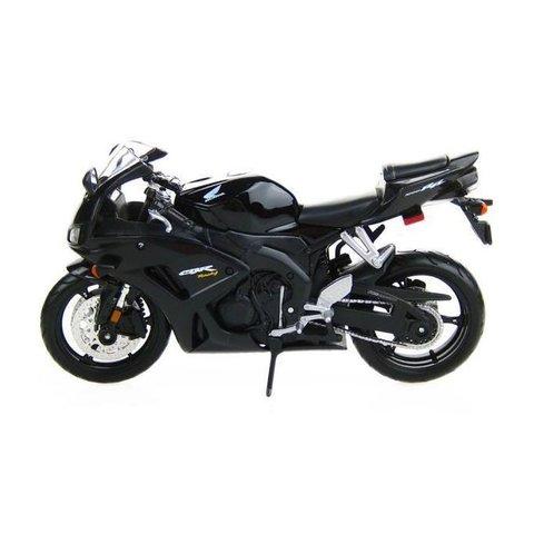 Honda CBR1000RR zwart - Modelmotor 1:12