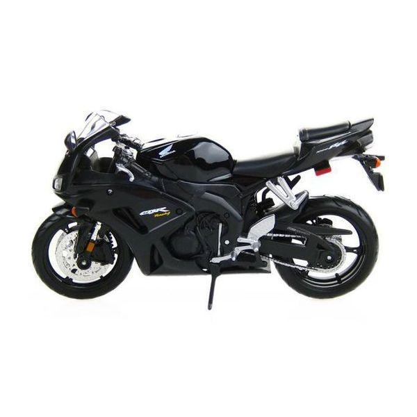 Modell-Motorrad Honda CBR1000RR schwarz 1:12
