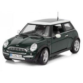 Maisto Mini Cooper mit Sunroof - Modellauto 1:18