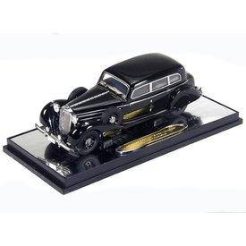 Signature Models Mercedes Benz 770K Pullman 1938 black - Model car 1:43