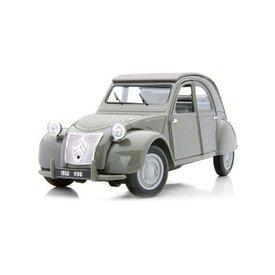 Maisto Citroën 2CV 1952 grey - Model car 1:18