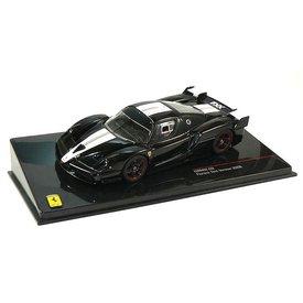 Ixo Models Ferrari FXX Fiorano test versie 2005 zwart - Modelauto 1:43