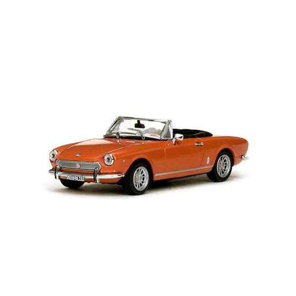 Model car Fiat 124 Spider BS 1970 coral 1:43 | Vitesse