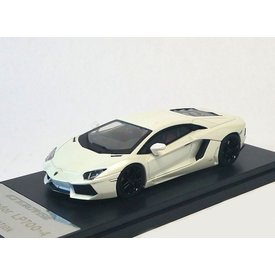 Welly Lamborghini Aventador LP 700-4 2013 white - Model car 1:43