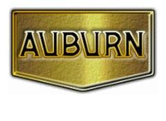 Auburn model cars / Auburn scale models
