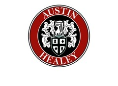 Austin Healey model cars / Austin Healey scale models