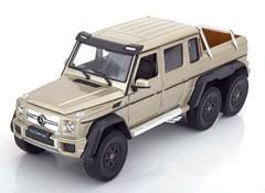 Producten getagd met Mercedes Benz G63 AMG 6x6 1:24