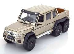 Products tagged with Mercedes Benz G63 AMG 6x6 1:24
