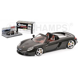 Minichamps Porsche Carrera GT black - Model car 1:43