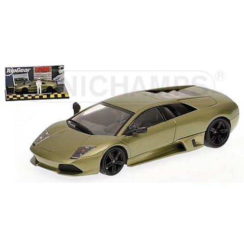 Lamborghini Murcielago LP 640 2006 groen metallic - Modelauto 1:43