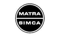 Matra Simca modelauto's / Matra Simca schaalmodellen