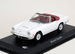 Products tagged with Maserati Mistral 1:43