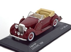 Products tagged with Lagonda LG6 Drophead Coupe 1:43