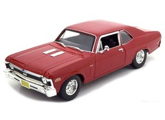 Products tagged with Chevrolet Nova 1:18
