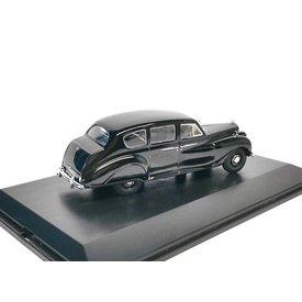 Oxford Diecast Modelauto Austin Princess zwart 1:43