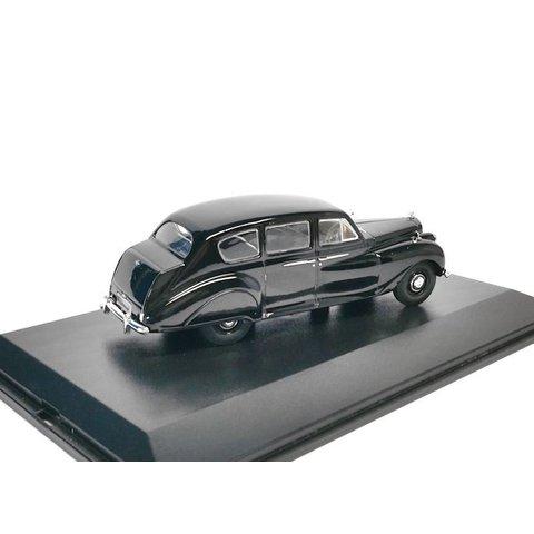 Austin Princess zwart - Modelauto 1:43