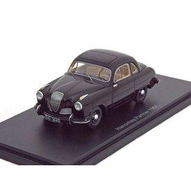 BoS Models (Best of Show) Hanomag Partner 1951 zwart - Modelauto 1:43