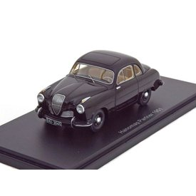 BoS Models | Model car Hanomag Partner 1951 black 1:43