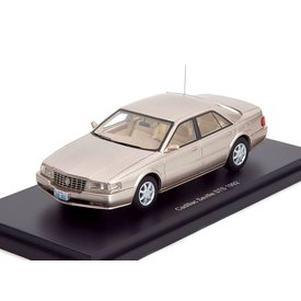 BoS Models (Best of Show) Cadillac Seville STS 1992  beige metallic - Modelauto 1:43